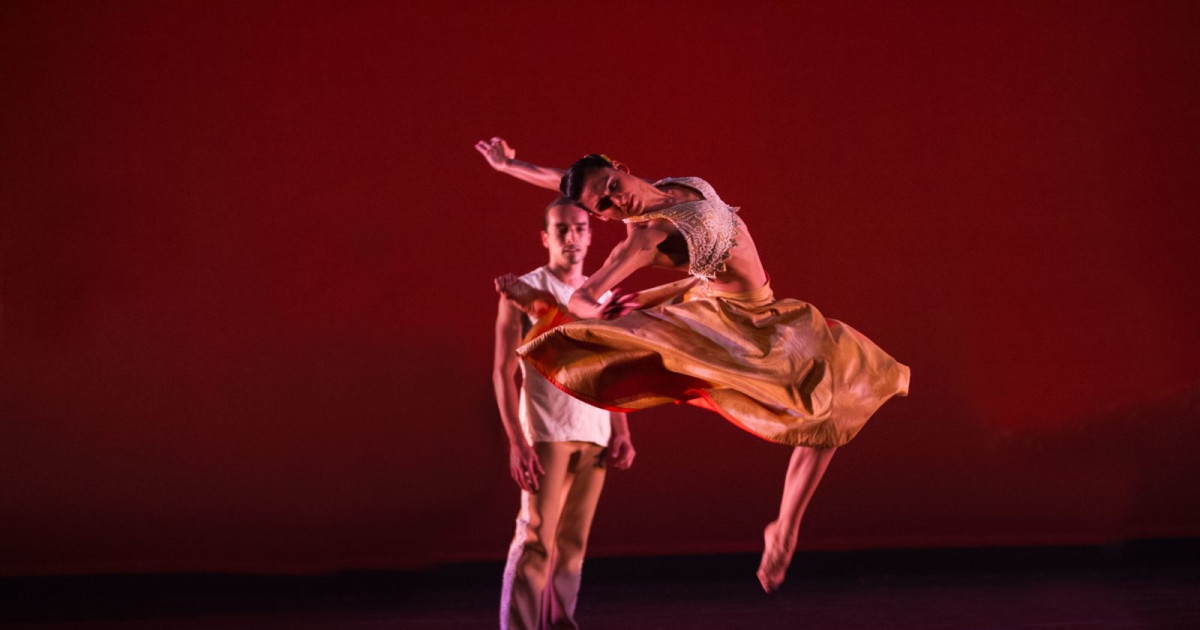 Ballet Hispánico at The Apollo in New York at Apollo Theater