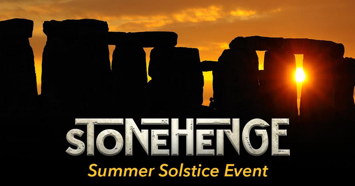 Stonehenge – Summer Solstice Event in Kansas City at Union