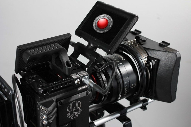 Red Camera Workshop at Cinevic