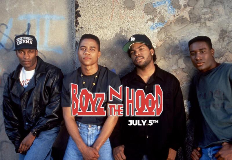 Boyz In The Hood Stream