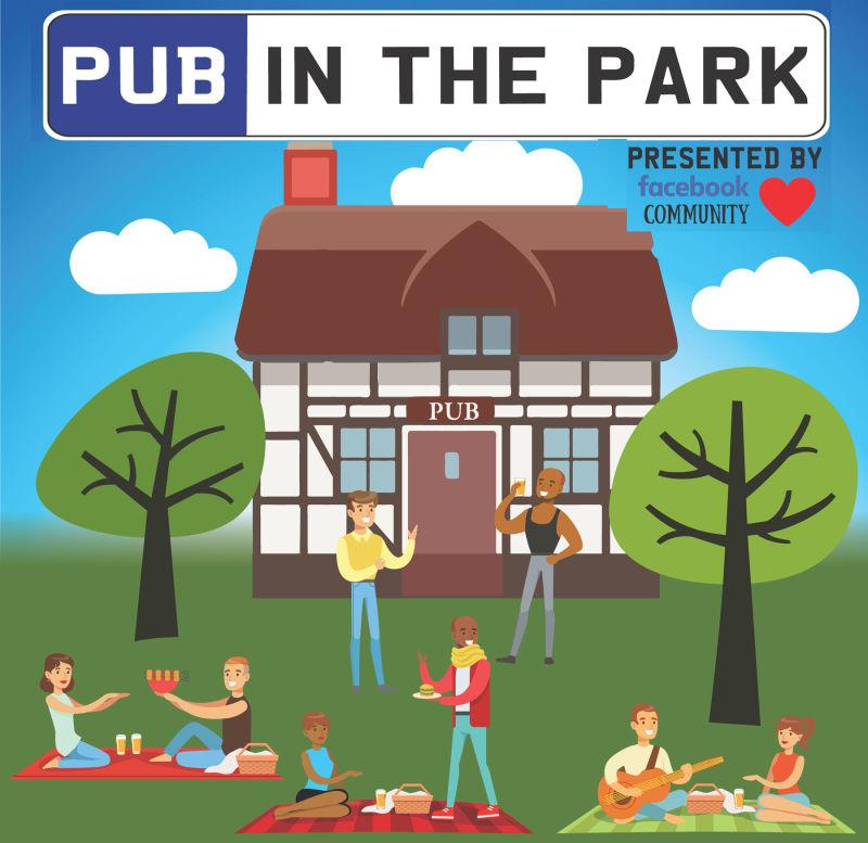 Pub in the Park 2019 in Redwood City at Mezes Park