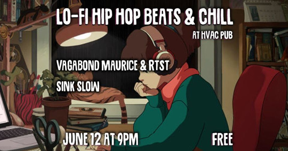Lo-Fi Hip Hop Beats & Chill in Chicago at HVAC Pub