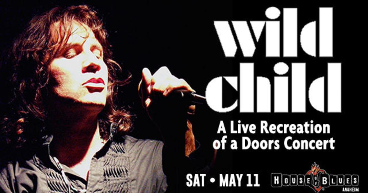 Wild Child, Roughhouse at House of Blues - Anaheim