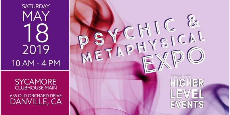 Psychic & Metaphysical Expo in Danville at Sycamore Clubhouse