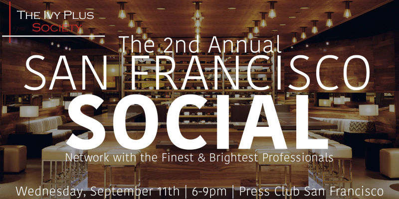 The 2nd Annual San Francisco Social in San Francisco at