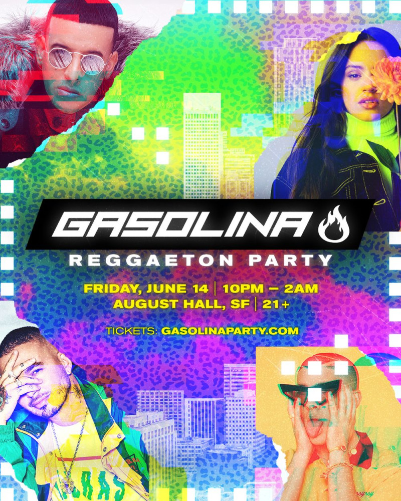 Reggaeton Top 2020.Gasolina Reggaeton Party In San Francisco At August Hall