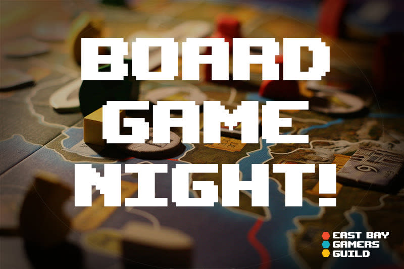 Board Game Night In Oakland At Aisle 5