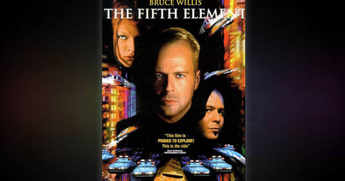 The Fifth Element 1997 In Los Angeles At The Montalban