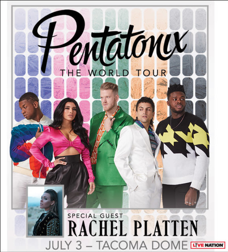 PENTATONIX: THE WORLD TOUR in Seattle at Tacoma Dome