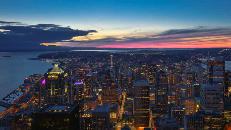 Get Discounted Sky View Observatory Tickets in Seattle at