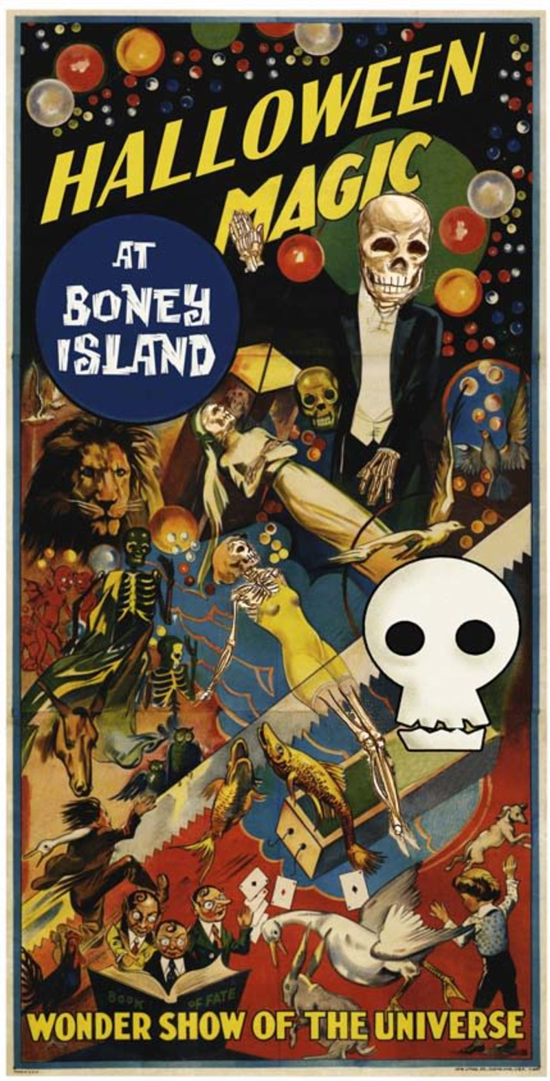 Awesome Boney Island  Halloween Festival At Griffith Park   Old Zoo