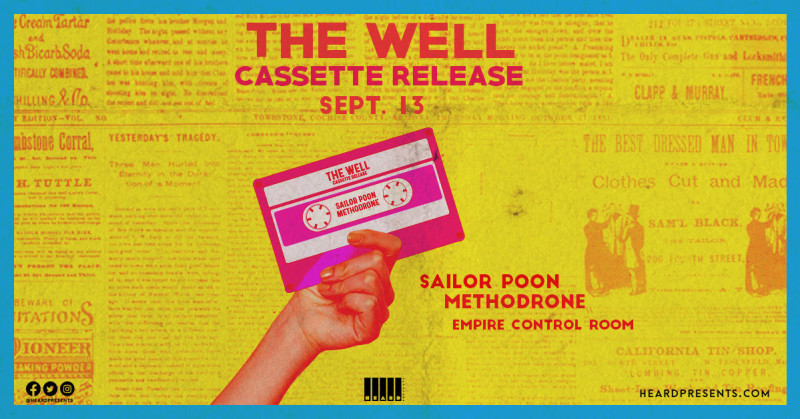 The Well Sailor Poon Amp Methodrone In Austin At Empire