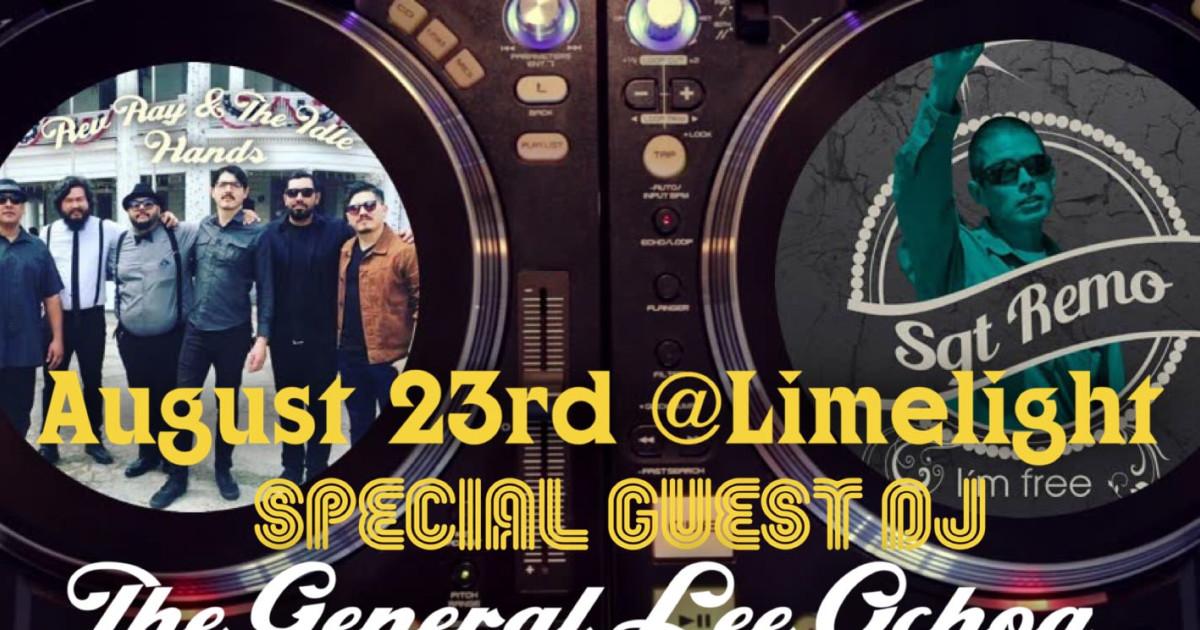 Souldies, Reggae y Mas at Limelight