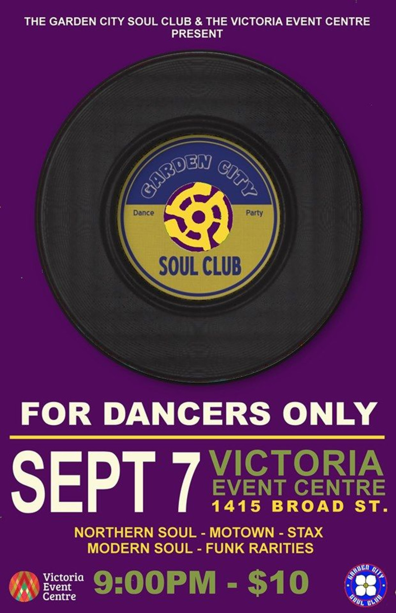 For Dancers Only at Victoria Event Centre