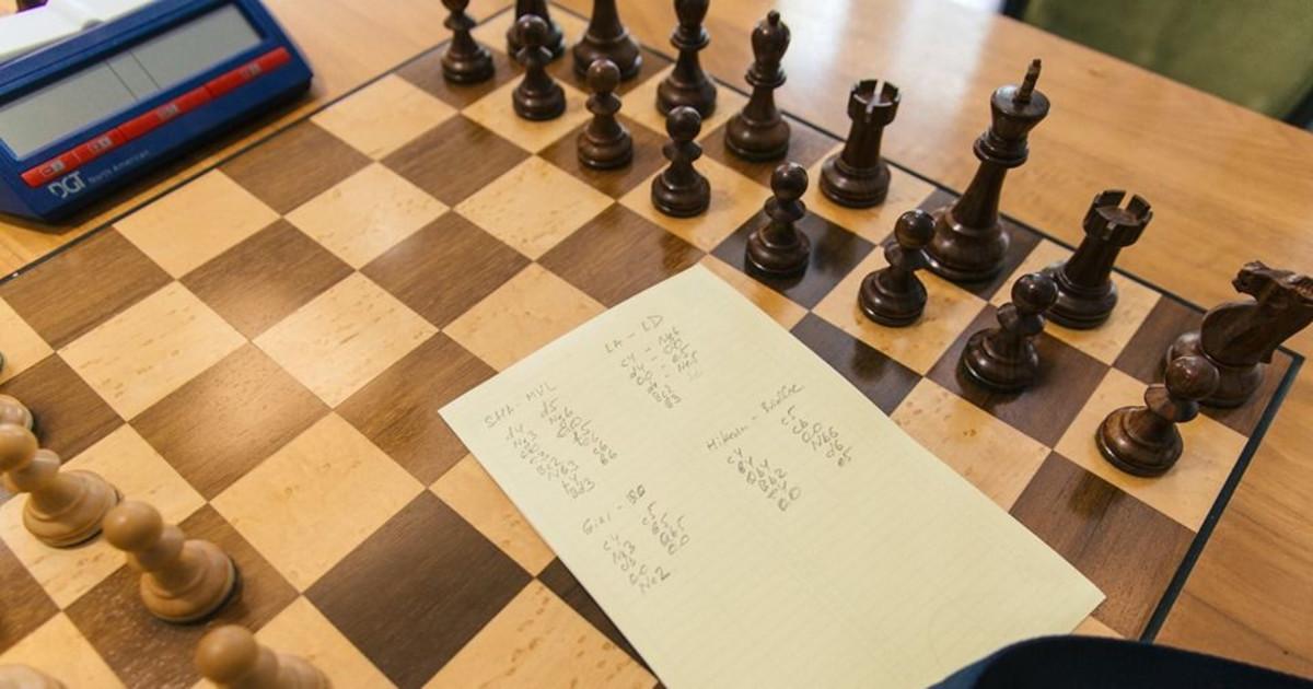 Labor Day Chess 960 Mania at Saint Louis Chess Club