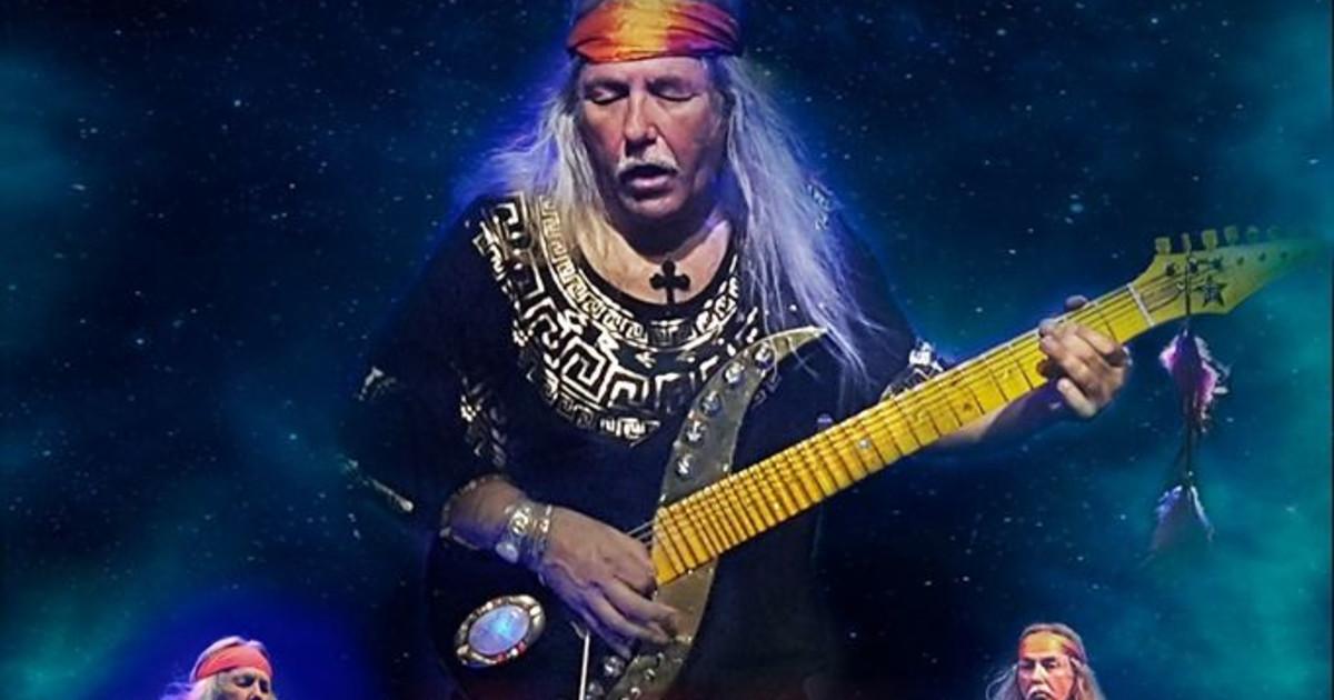 Uli Jon Roth - Interstellar Sky Guitar Tour 2020 In Vancouver.