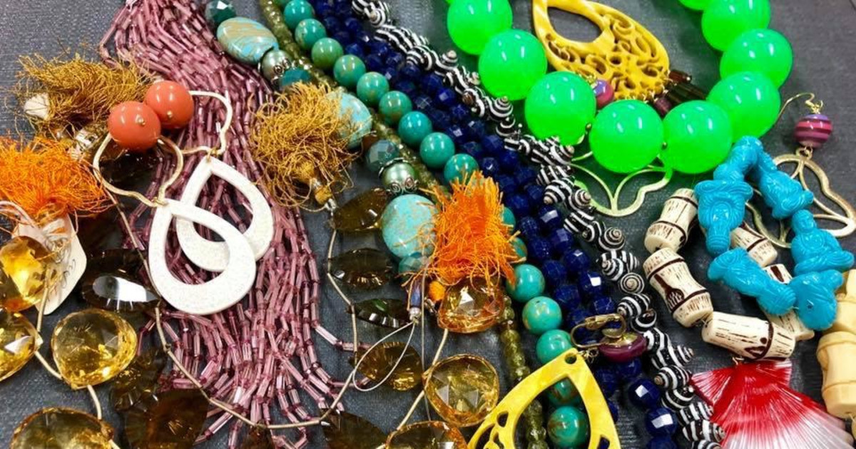 The WHole Bead SHow at The Hotel Pennsylvania