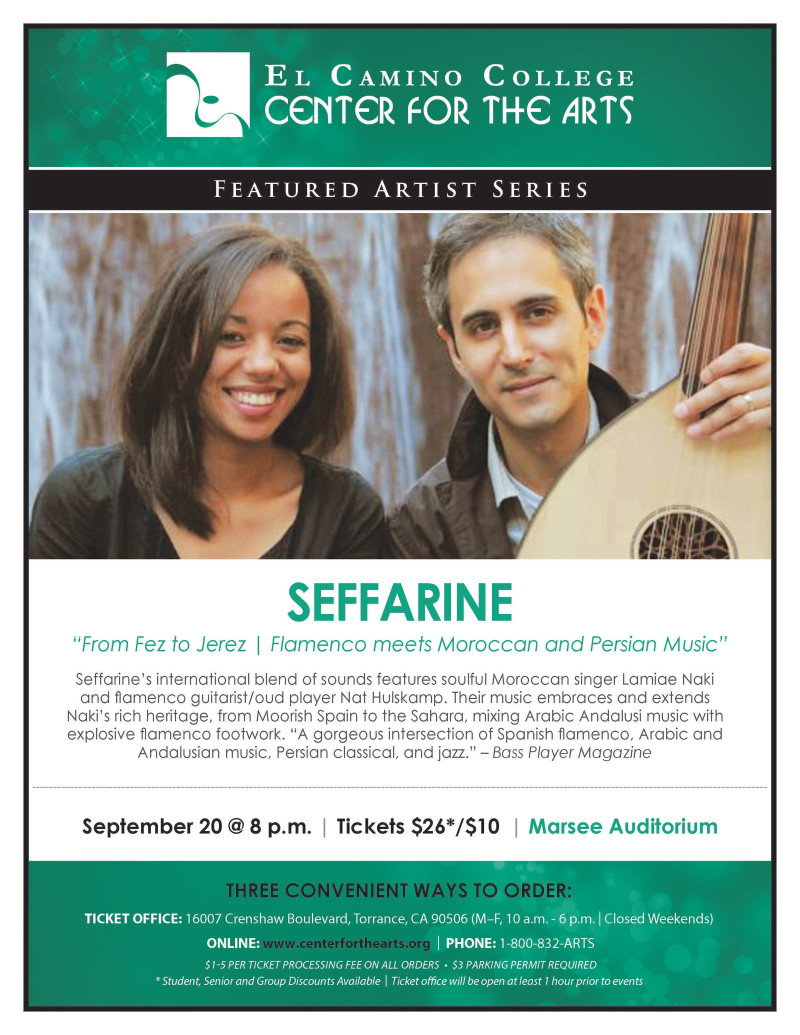 Seffarine: From Fez to Jerez | Flamenco meets Moroccan and