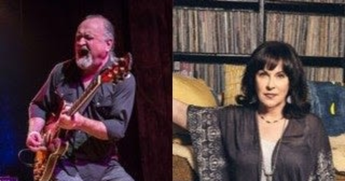 Tinsley Ellis, Janiva Magness at Belly Up Tavern