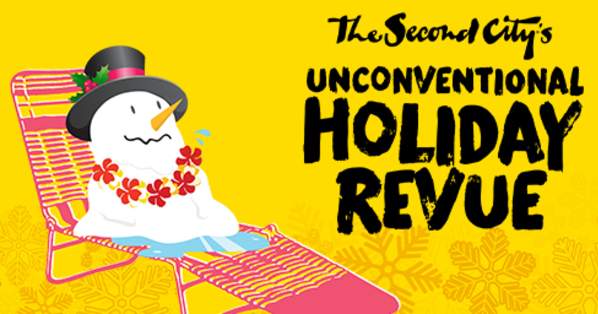 Unconventional Holiday Revue