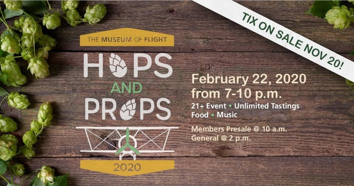 hops and props 2020
