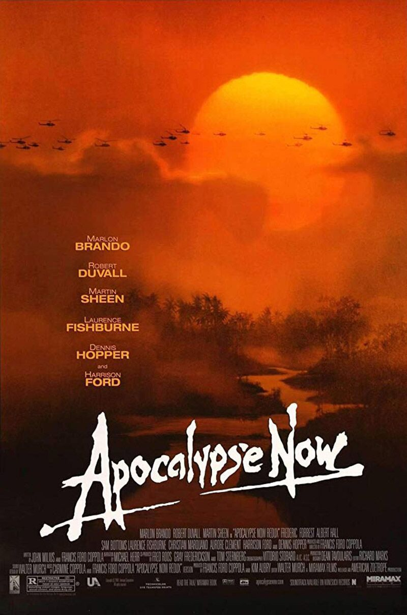 Apocalypse Now In Austin At Afs Cinema