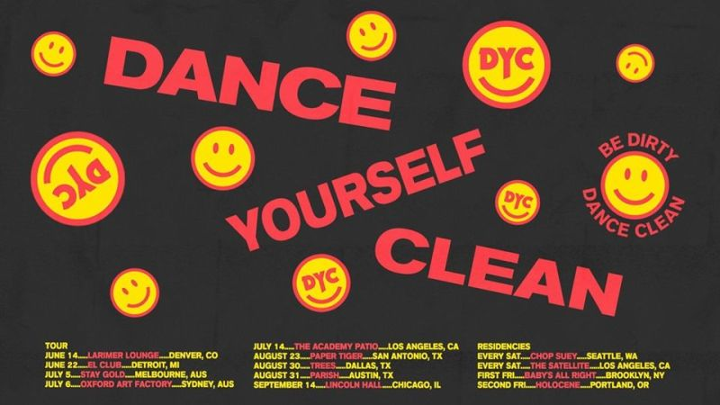 Dance Yourself Clean - An Indie Dance Party in Austin at The