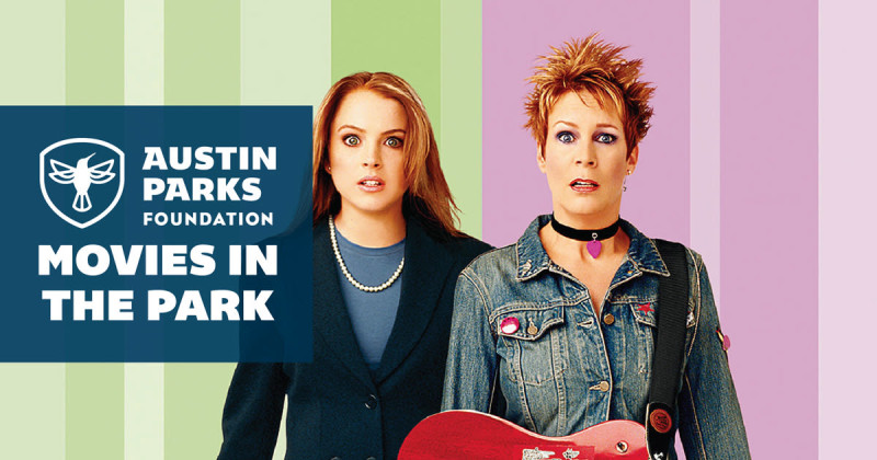 Movies in the Park: Freaky Friday in Austin at Dottie Jordan
