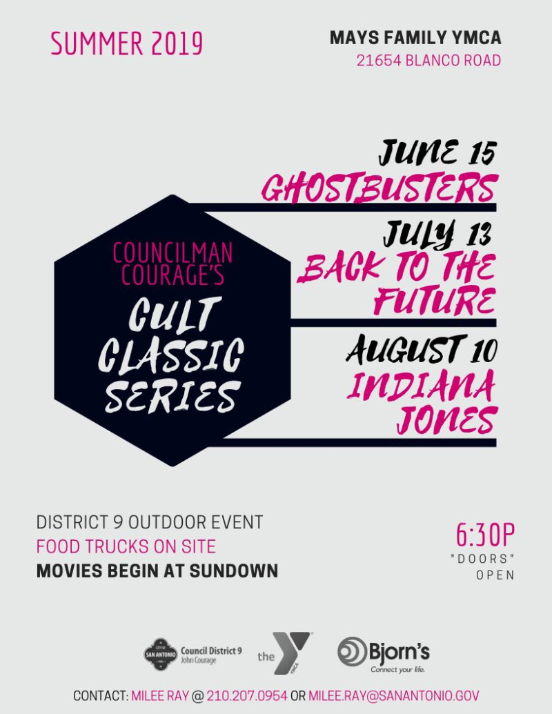 Outdoor Movie: Indiana Jones and the Raiders of the Lost Ark in San