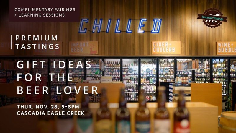 Premium Tastings Gift Ideas For The Beer Lover In Victoria At