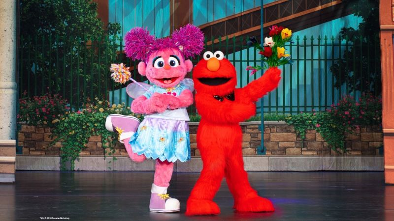 Sesame Street Live Make Your Magic In San Jose At San Jose