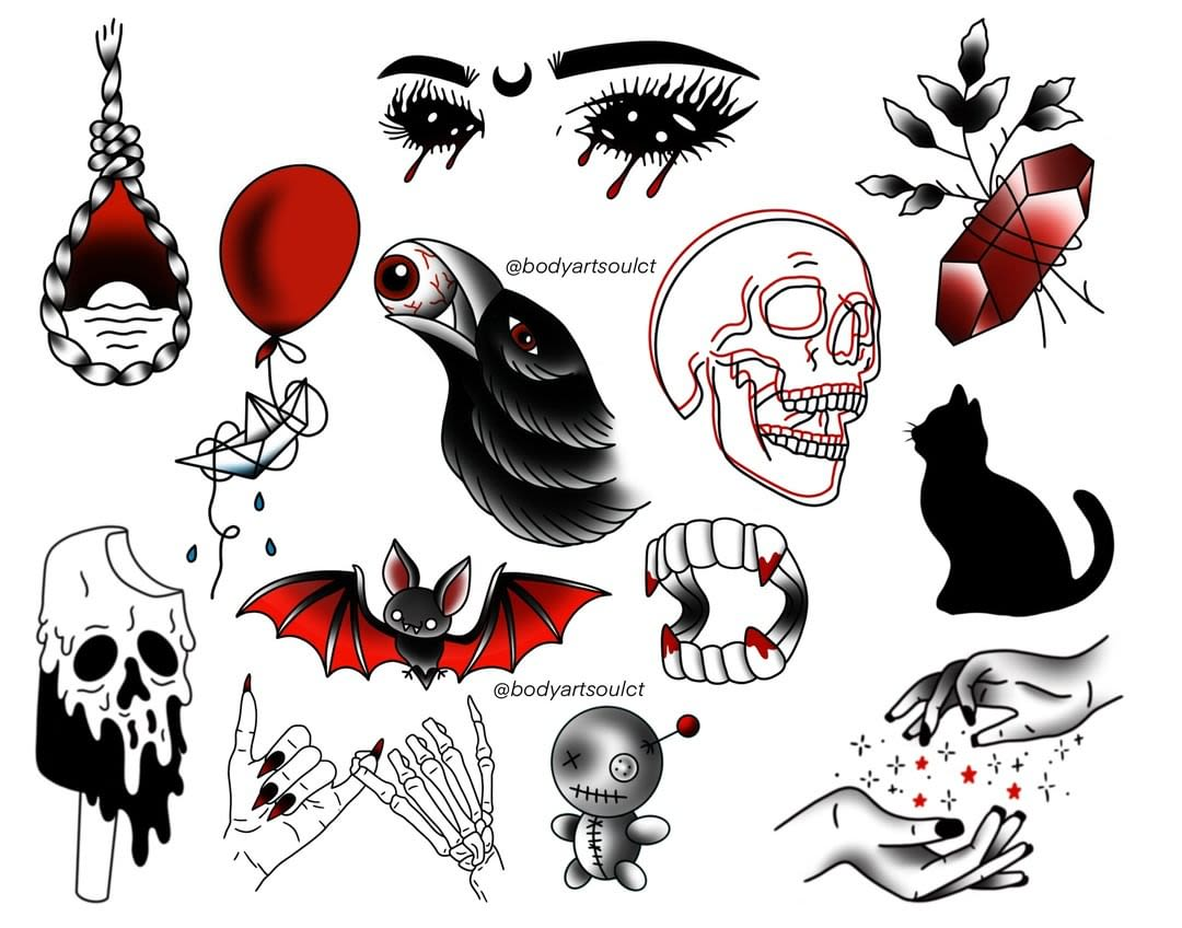 Friday 13th Tattoo Ideas: Where To Get A Friday The 13th Tattoo