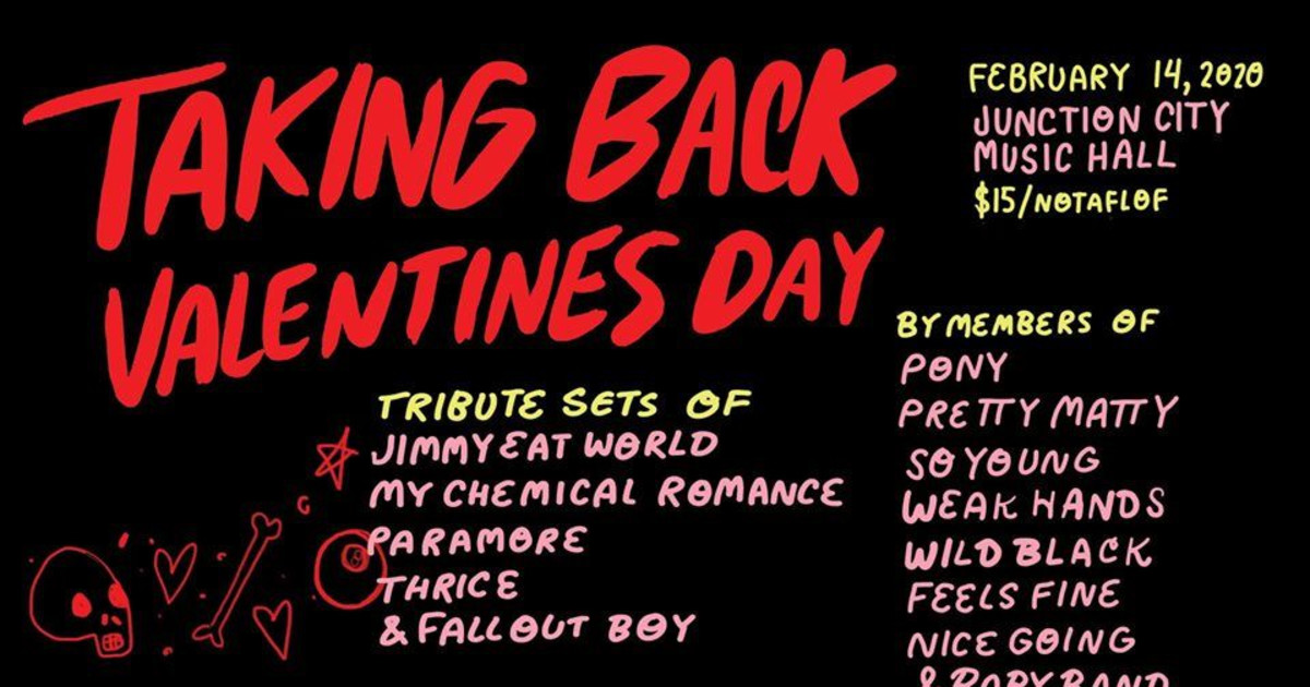 Taking Back Valentine's Day Ii