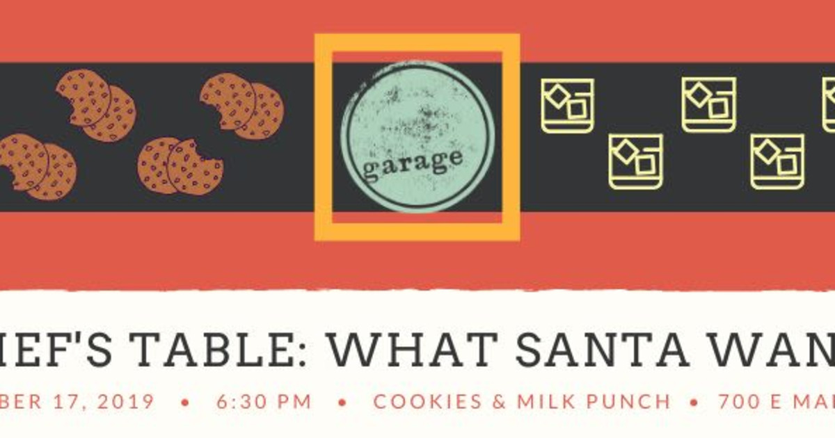 Chef's Table: What Santa Wants