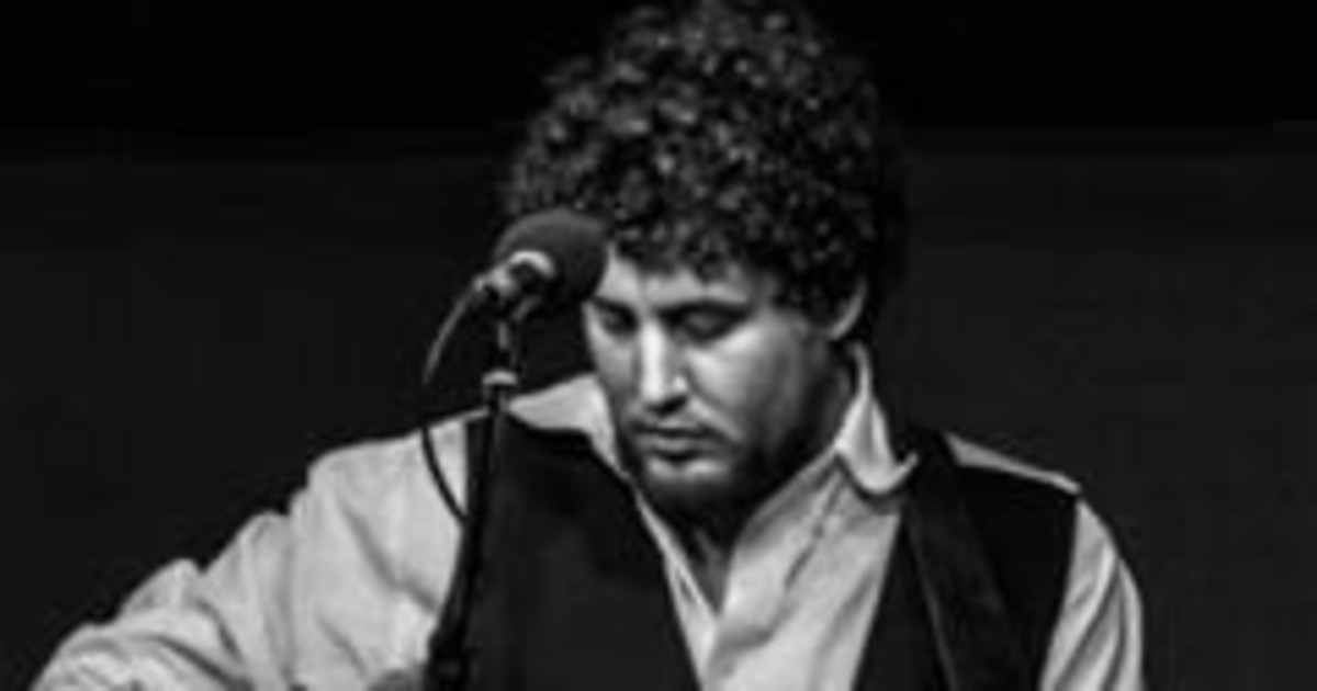 FRIDAY SALON featuring JACOB BERNZ on the Salon Stage - No Music Cover