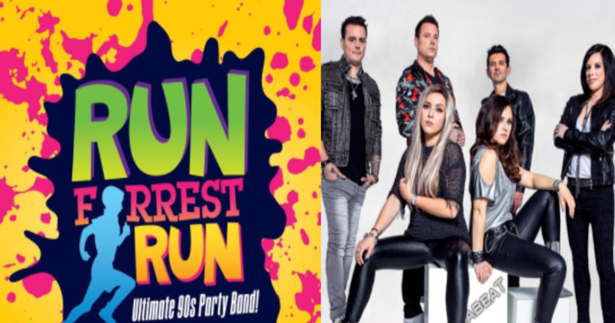 Run Forrest Run w/ Ultrabeat