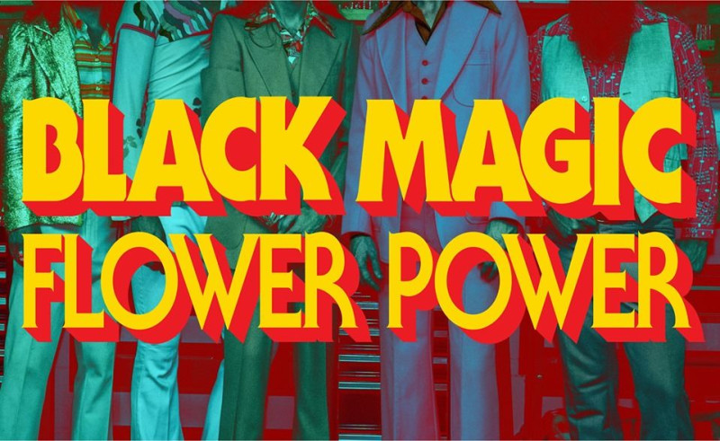 Black Magic Flower Power w/ Guests in Plymouth at The New World