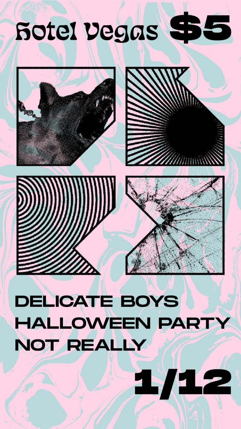 Halloween 2020 Do 512 Halloween Party, Delicate Boys, Not Really in Austin at Hotel
