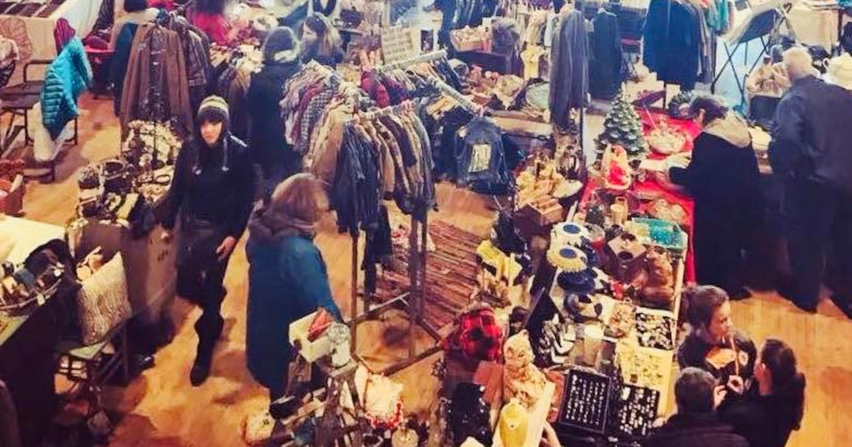 Somerville Winter Flea