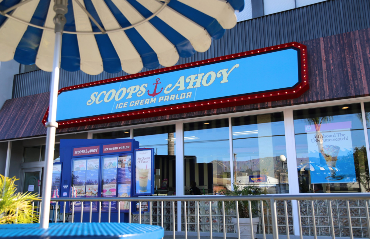 Scoops Ahoy | La Boutique Stranger Thingss