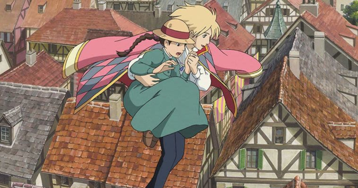 HOWL'S MOVING CASTLE (DUBBED) CEREAL PARTY