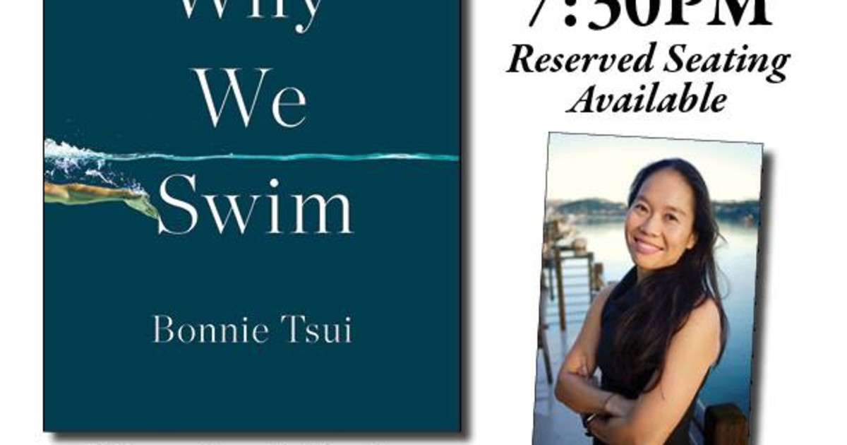 Why We Swim Tsui