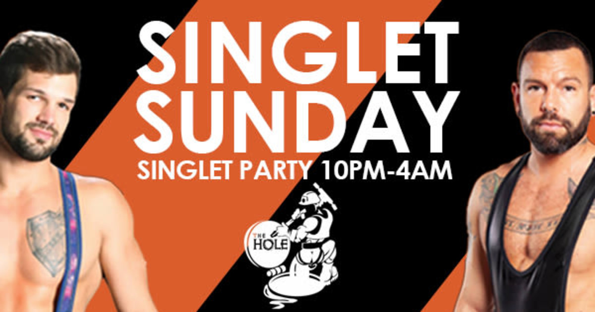 Chicago 11/1/20 Singlet Sunday