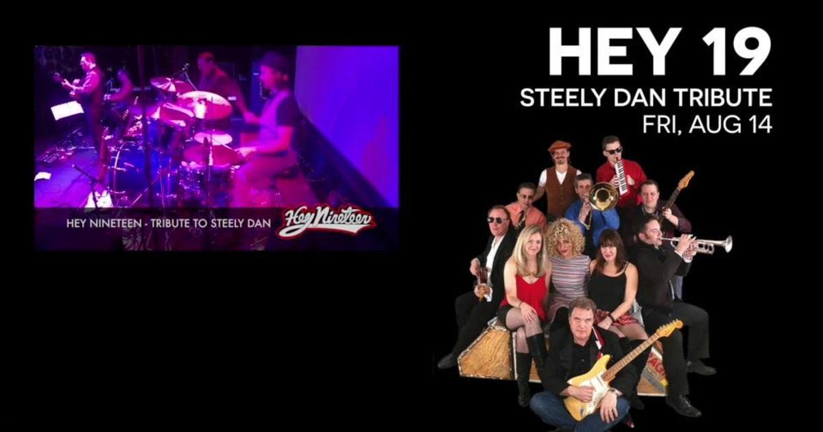 Hey 19   Steely Dan Tribute Band