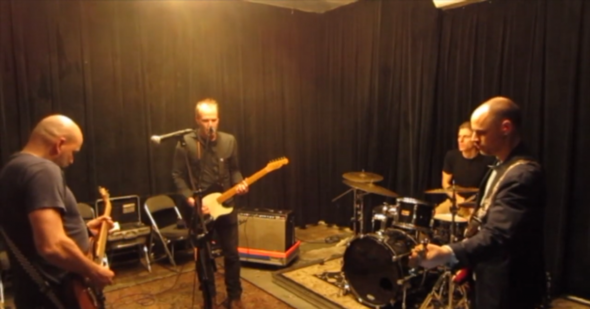 Branch Breakers & Friends - Catchy indie-rock from Park Slope.