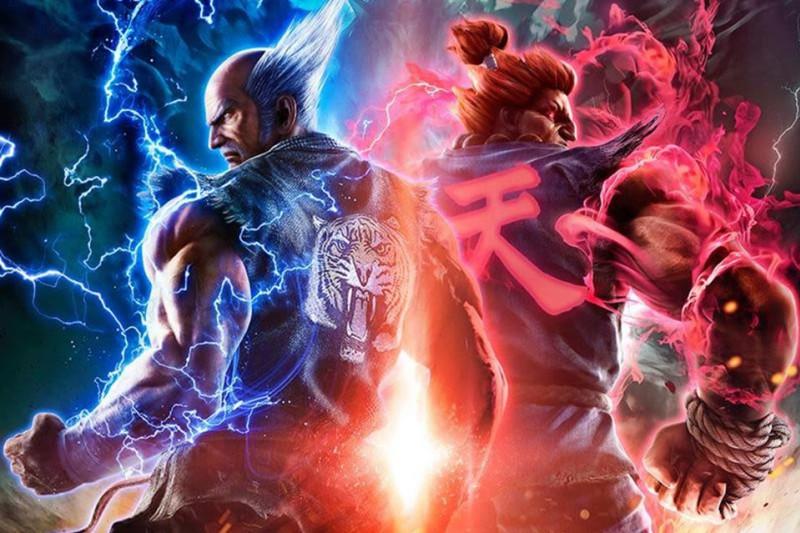 Tekken 7 Tournament in Salem at Bit Bar Salem