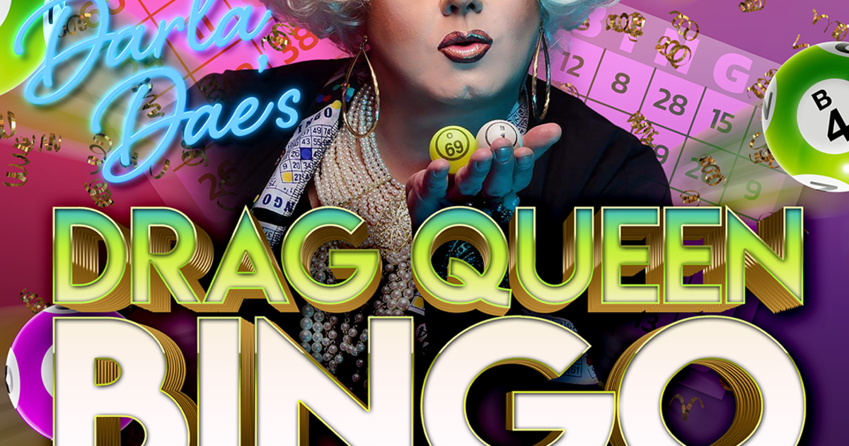 Chicago 6/8/20 Darla Dae's Drag Queen Bingo