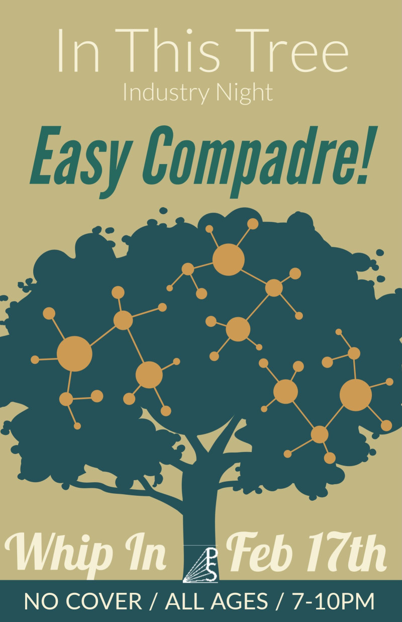 In This Tree Night at Whip In ft. Easy Compadre! in Austin ...