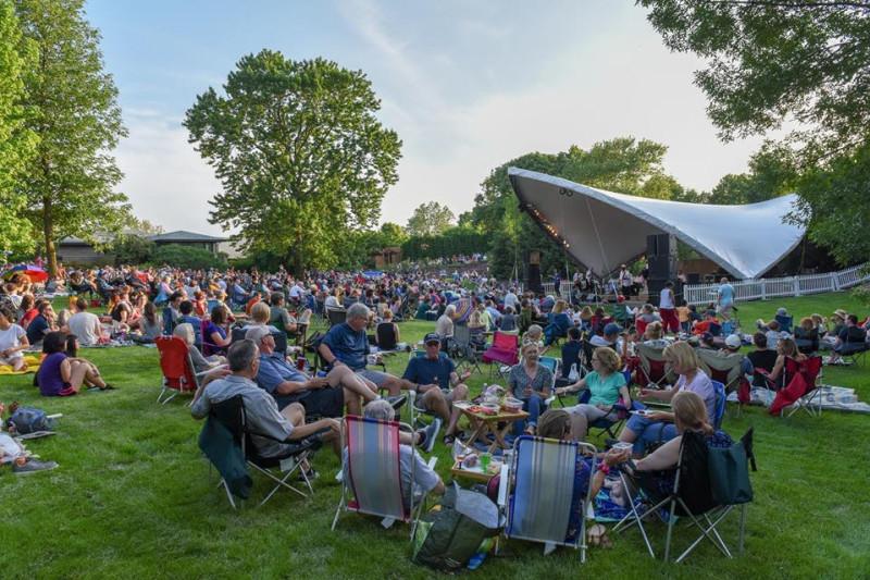 Whitaker Music Festival 2020 Dave Grelle's Playadors | Whitaker Music Festival in St. Louis at