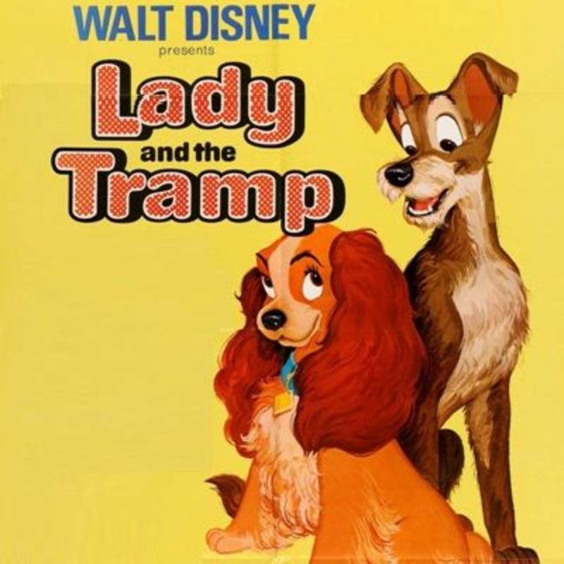 Lady And The Tramp 1955 In Bertram At Historic Globe Theatre